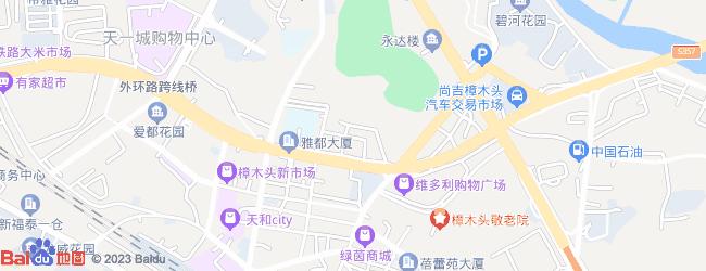 龙珠广场,樟木头镇中心区维多利大道-东莞龙珠广场房