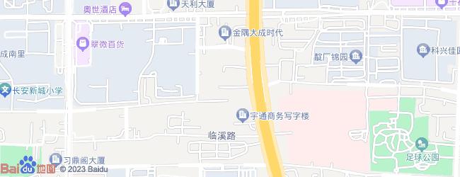 鹤沙航城东茗苑