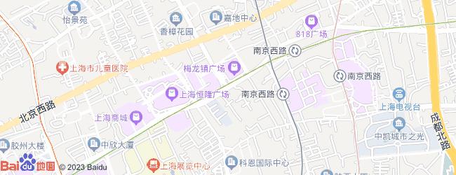 南京西路1101号