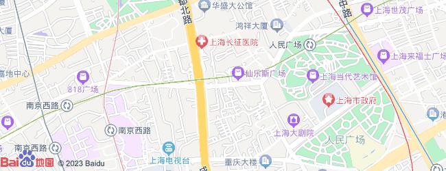 南京西路500号