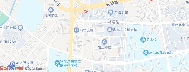 海富金棕榈,十字街,马端街和宣庆街的.-哈尔滨海富