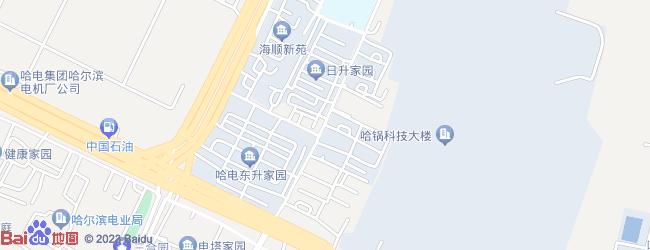 乐民小区,电塔街与三大动力路交汇处-哈尔滨乐民小区