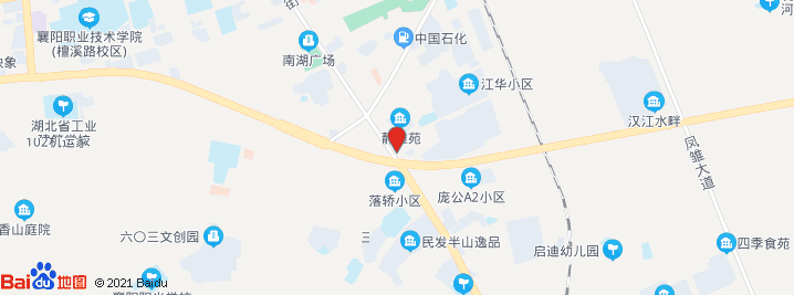 韩国仁川江华岛地图