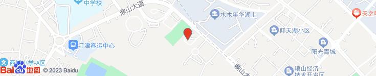 重庆剑云软件科技有限公司电子地图