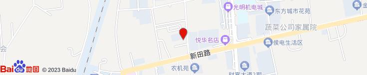 山西省侯马市裕盛农业生产资料有限责任公司强锐分公司电子地图