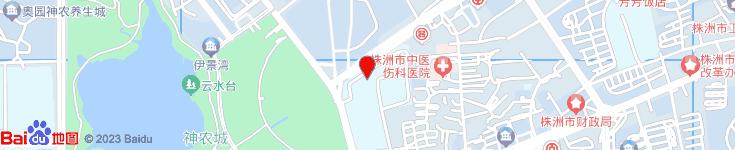 唐人神集团股份有限公司电子地图