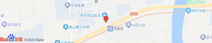 北京环春宇投资管理有限公司电子地图