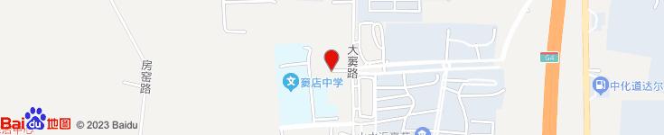 北京窦店百合肉业有限公司电子地图
