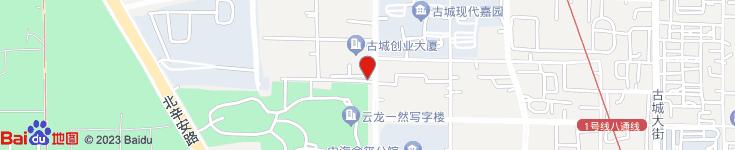 北京合康亿盛变频科技股份有限公司电子地图