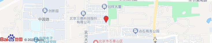 北京字节跳动网络技术有限公司电子地图