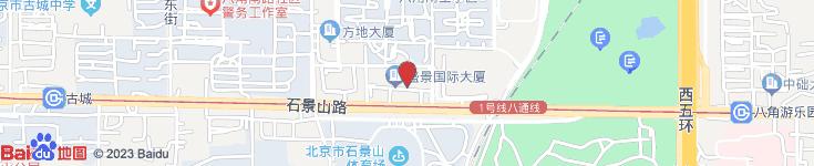随行付(北京)金融信息服务有限公司电子地图
