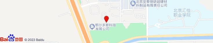 北京智诚博扬科技有限公司电子地图