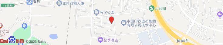 北京动力源科技股份有限公司电子地图
