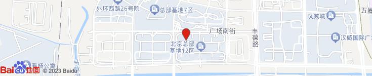 北京鼎汉技术股份有限公司电子地图