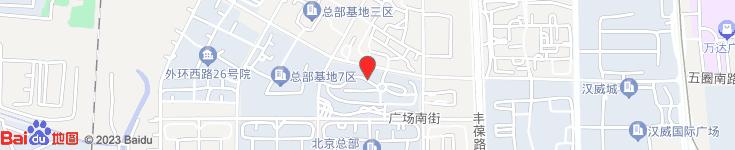 北京丰科世纪资产管理有限公司电子地图