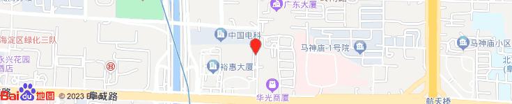 北京移动纳维信息科技服务有限公司电子地图
