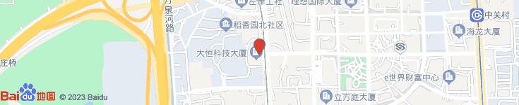 大恒新纪元科技股份有限公司电子地图