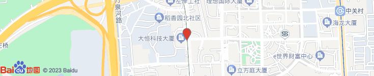 北京英才时代教育投资管理有限公司电子地图