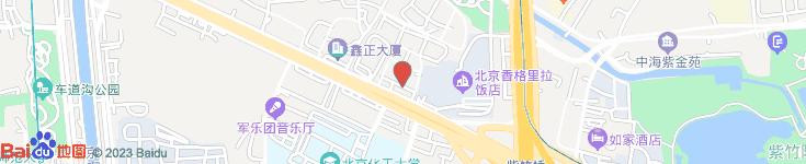吉林省万安建工集团有限公司北京分公司电子地图