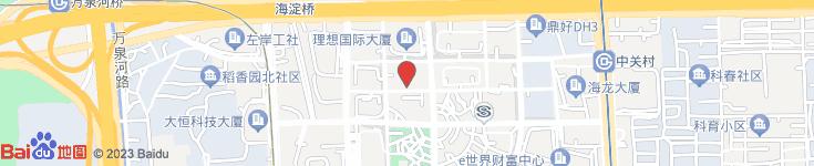 人人贷金融信息服务(北京)有限公司电子地图