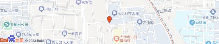 北京天使汇创业金融信息服务有限公司电子地图