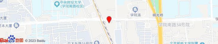 北京华联商厦股份有限公司电子地图