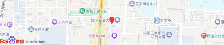 广而告之合众国际广告有限公司北京分公司电子地图
