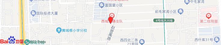 北京金一文化发展股份有限公司电子地图