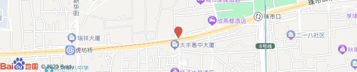 北京爱义行汽车服务有限责任公司电子地图