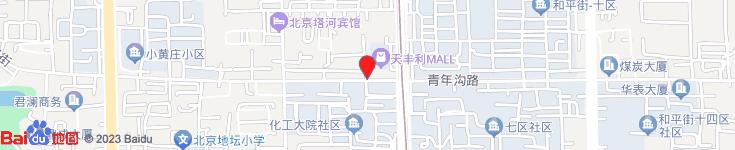 北京伯大瑞尔工程咨询有限公司电子地图