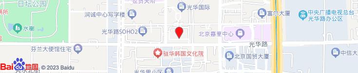 北京雄伟光大投资管理有限公司电子地图