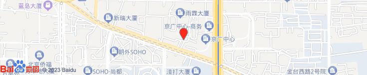 北京翊上文华国际文化交流有限公司电子地图