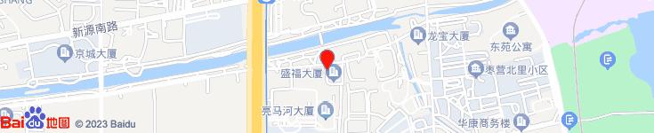 沙士基达曼内斯曼贸易(北京)有限公司电子地图