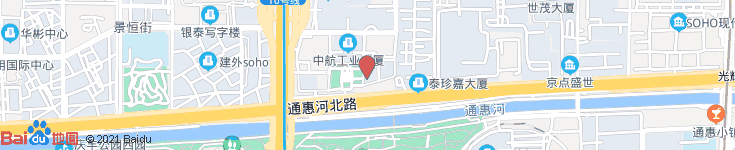 北京千签咨询有限责任公司电子地图