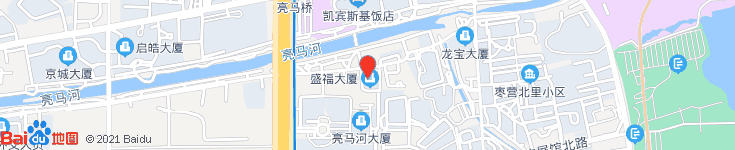 北京百德盛博投资顾问有限公司电子地图
