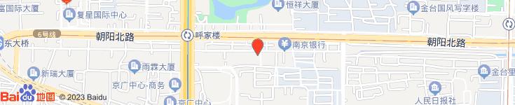 北京市鸿云楼饭庄管理有限责任公司电子地图