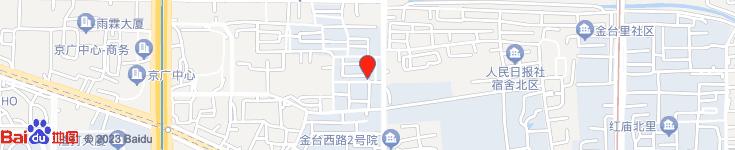 北京向天广告有限公司电子地图