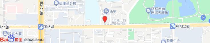 北京镨悦融投资有限公司电子地图