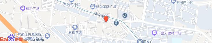 北京经纬通航商务服务有限公司电子地图
