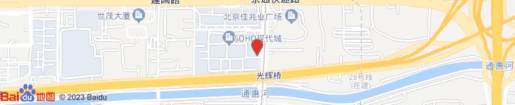 北京好利来企业投资管理有限公司电子地图