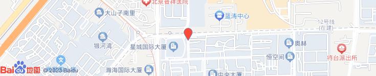 京东方科技集团股份有限公司电子地图