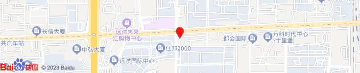 北京国旭投资管理有限公司电子地图