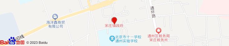 央媒广演(北京)影视文化传播有限公司电子地图