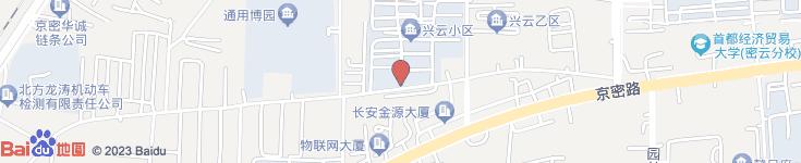 北京长鑫旺业能源投资有限公司电子地图