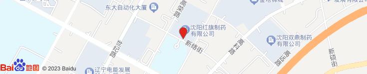 沈阳新松机器人自动化股份有限公司电子地图