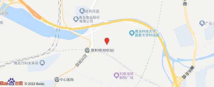 青岛科技大学四方校区