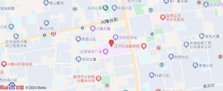 盘锦市地图全图