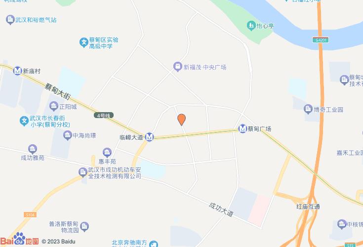 武汉中南医院航拍素材