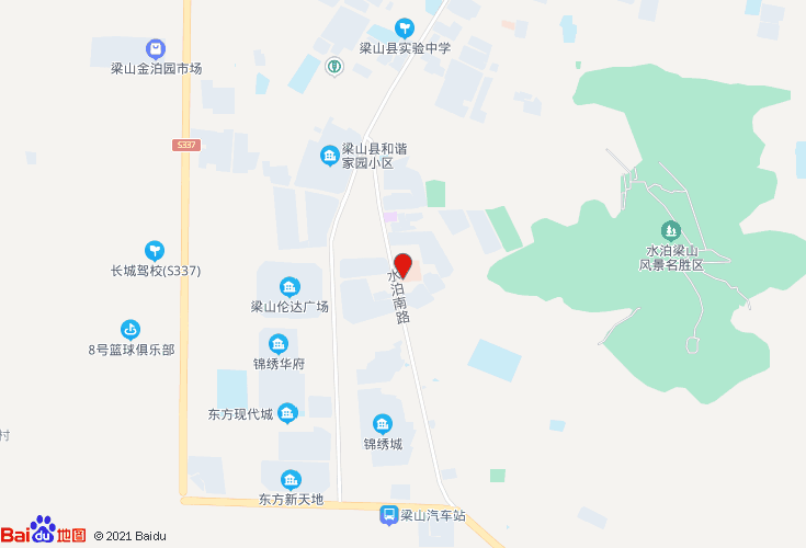 济宁梁山县人民医院