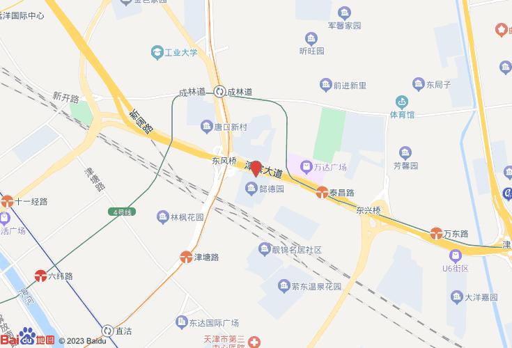 天津懿德园8号楼